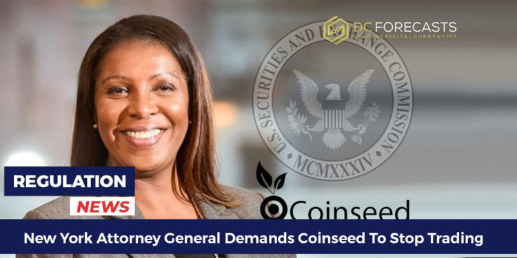 New-York-Attorney-General-Demands-Coinseed-To-Stop-Trading-FILEminimizer-750x375-1