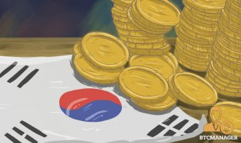 South-Korea's-Cryptocurrency-Exchanges-Made-'648-mln'-Taxable-Revenue-For-2017-350x209