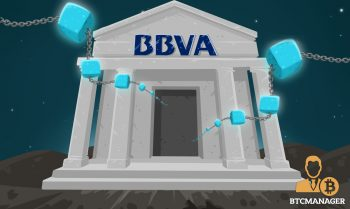 Spain's-BBVA-Bank-Issues-40-Million-Blockchain-Supported-Structured-Green-Bond-350x209